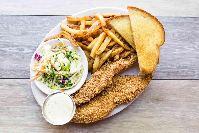 Texas Tortilla Catfish