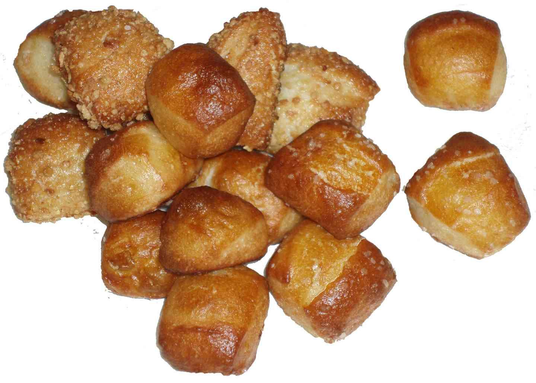 Pretzel Bites (Vegan)