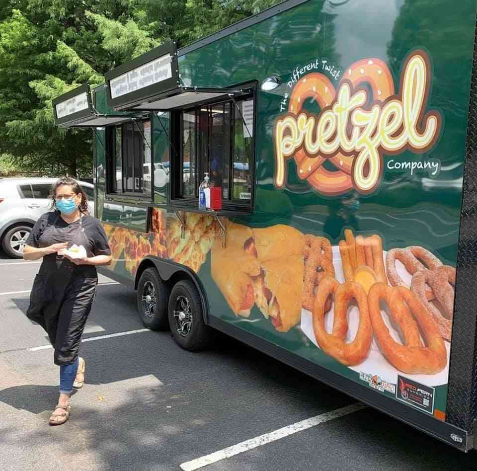Our food truck Gladys
