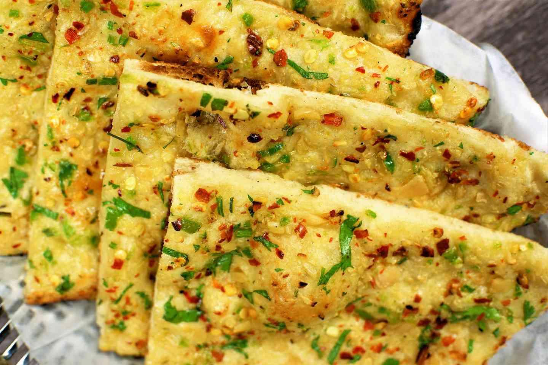 Garlic Chilli Naan