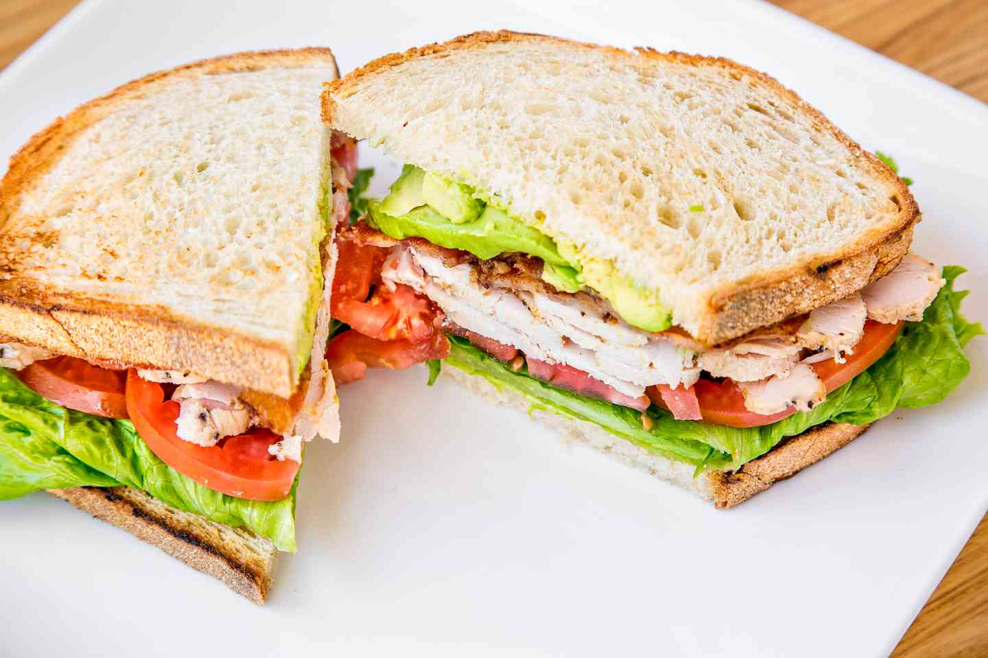 Mary's Chicken Club