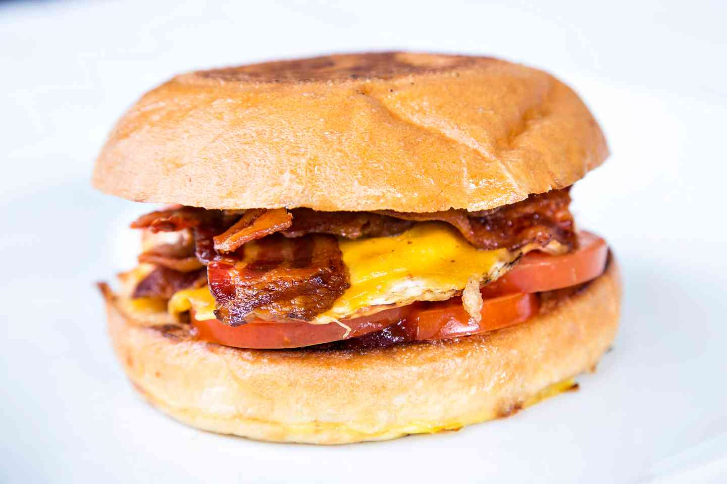Bacon Egg Brioche