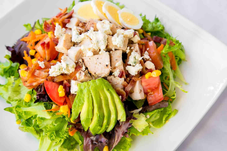 Cobb & Blue Salad