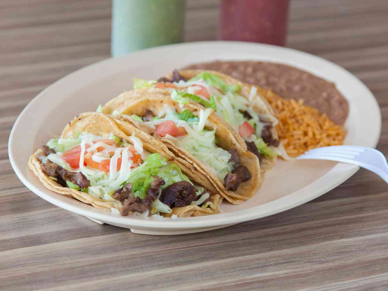 2 Taco Dinner