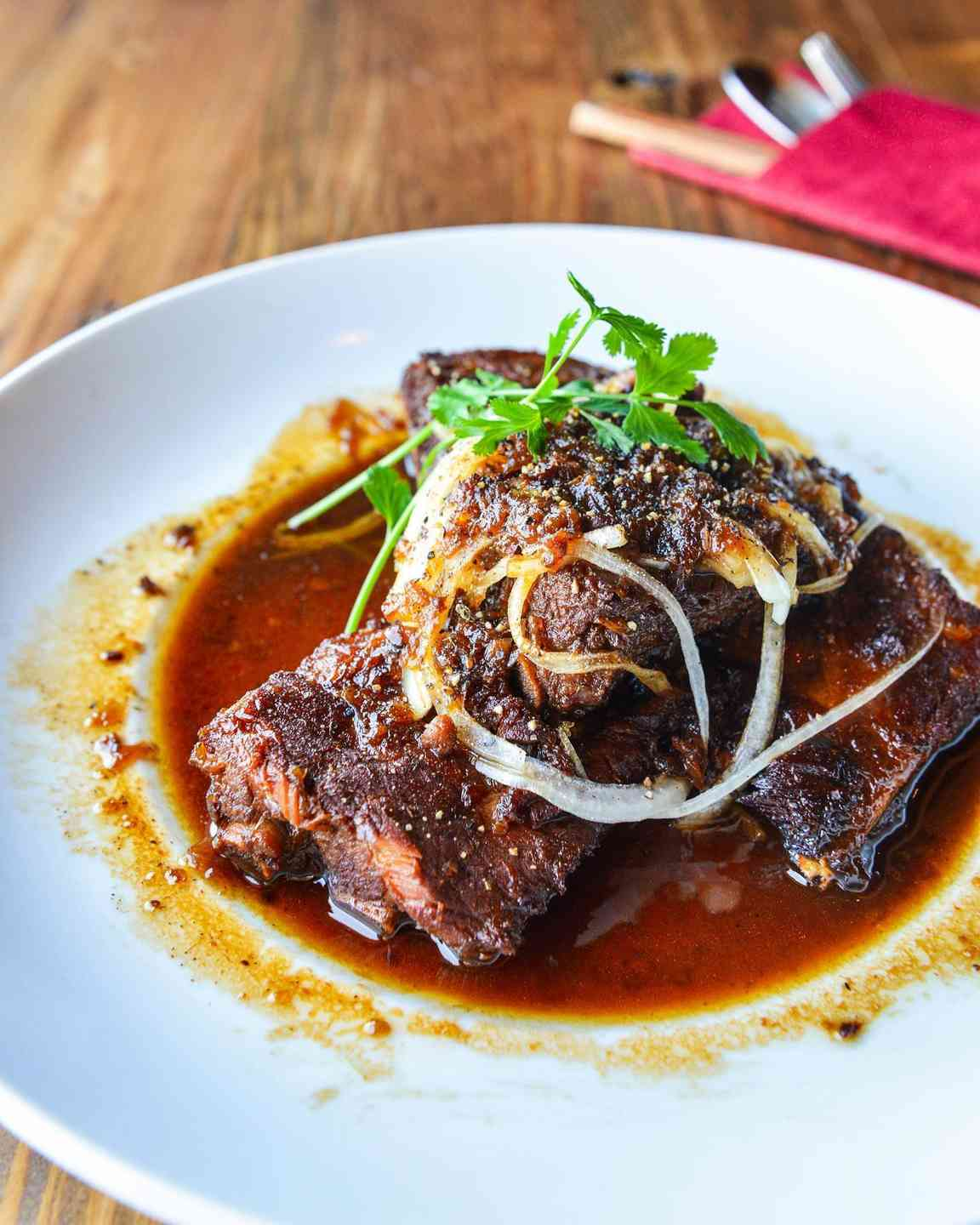 Caramelized Ribs