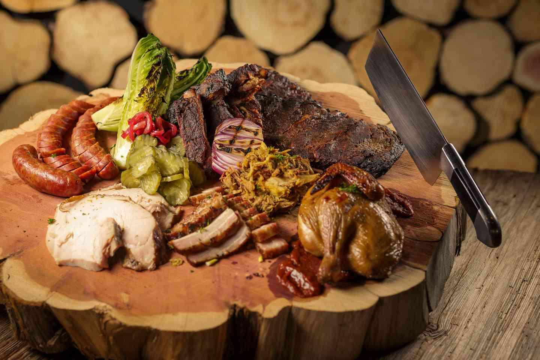BBQ Butcher's Block