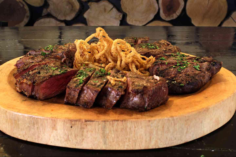 Steak Butcher's Block