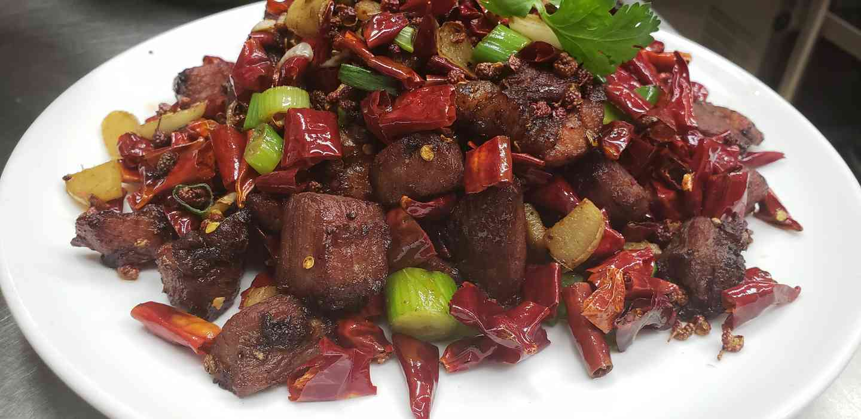 jiangbao pork酱爆肉 🌶️🌶️