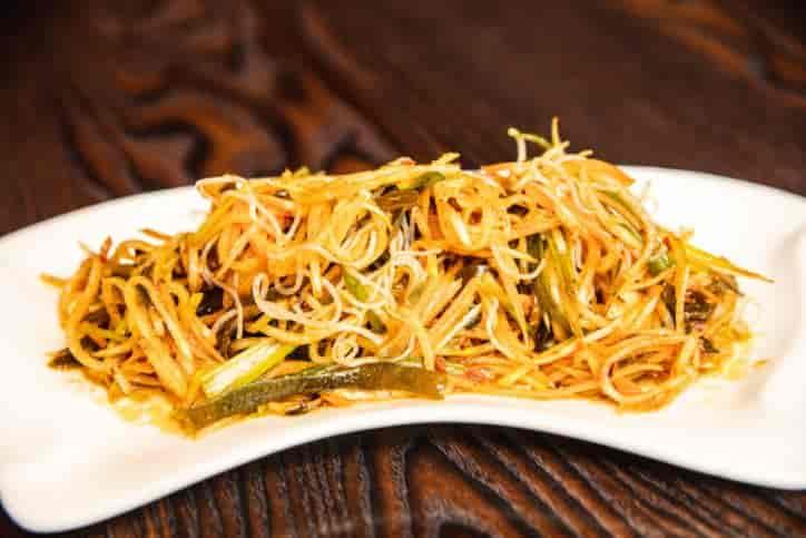 Daikon Salad 凉拌三丝
