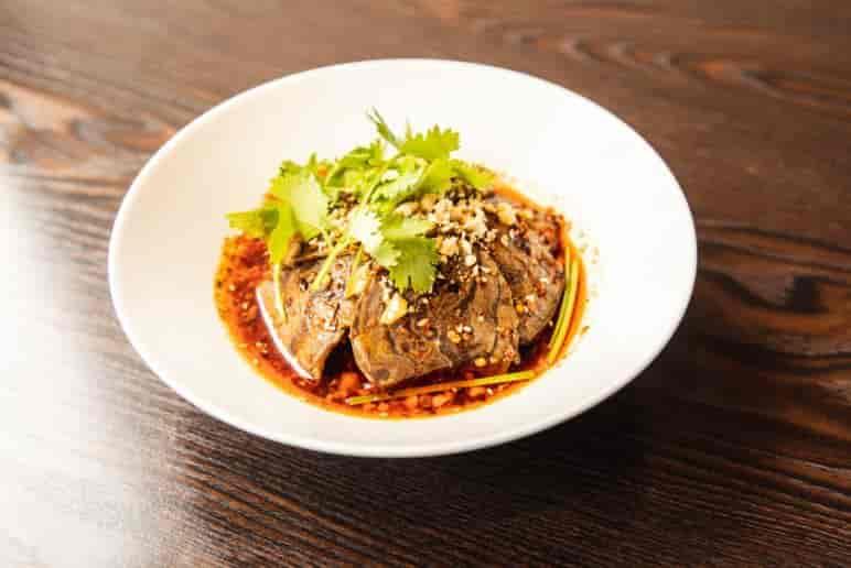 Sliced Beef in Chili Sauce 夫妻肺片