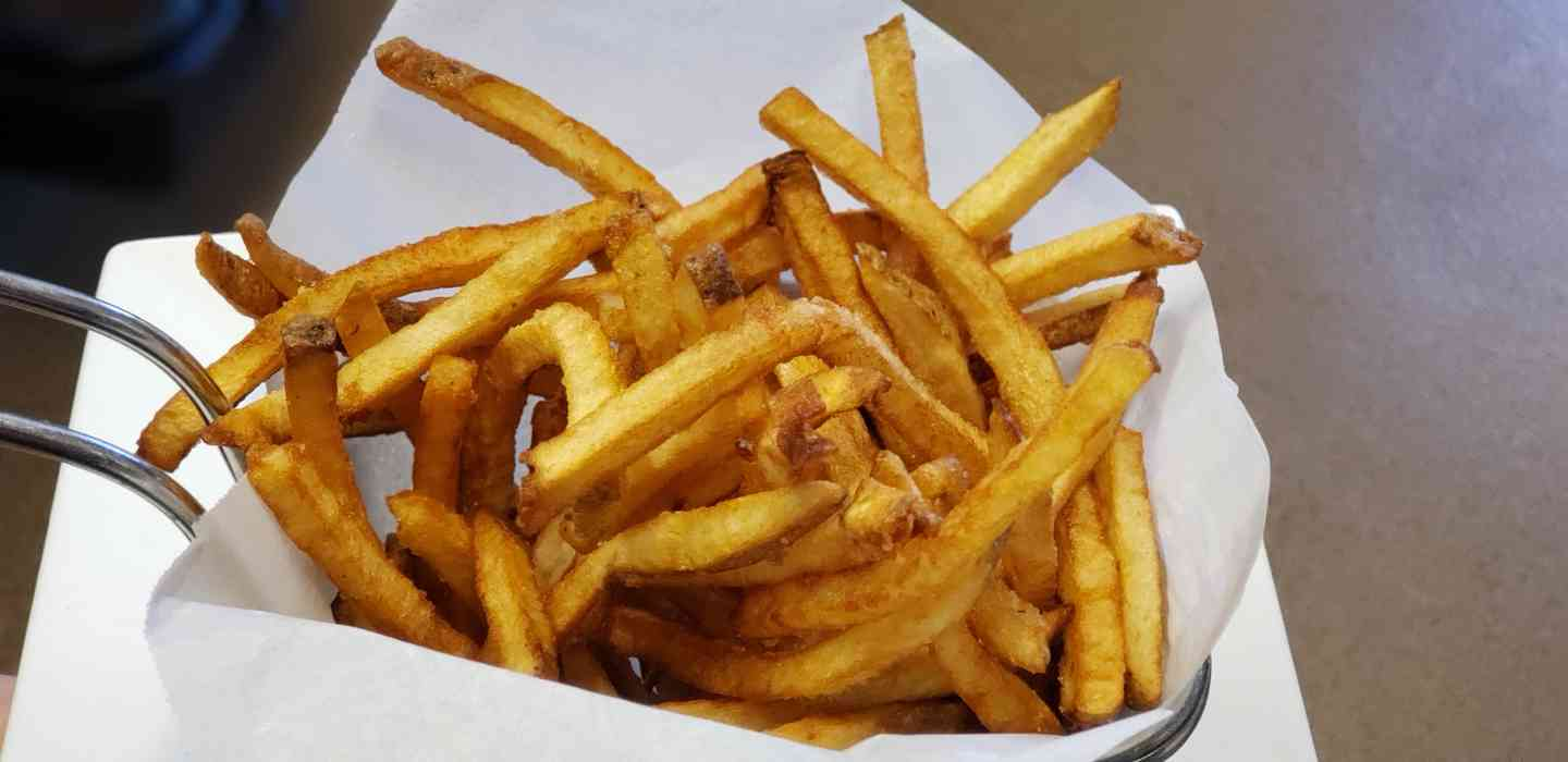 Fresh Potato Fries
