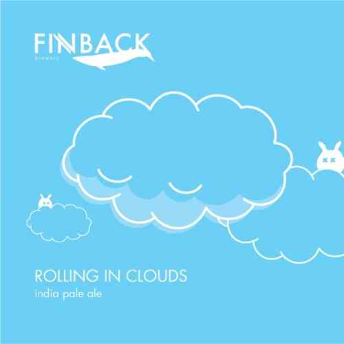Finback IPA, Rolling in Clouds - Draft