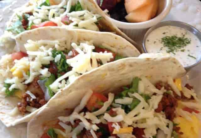 Olvera Street Tacos