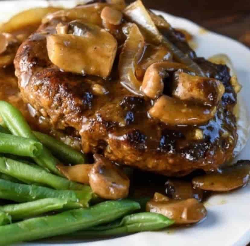 Salisbury Steak*
