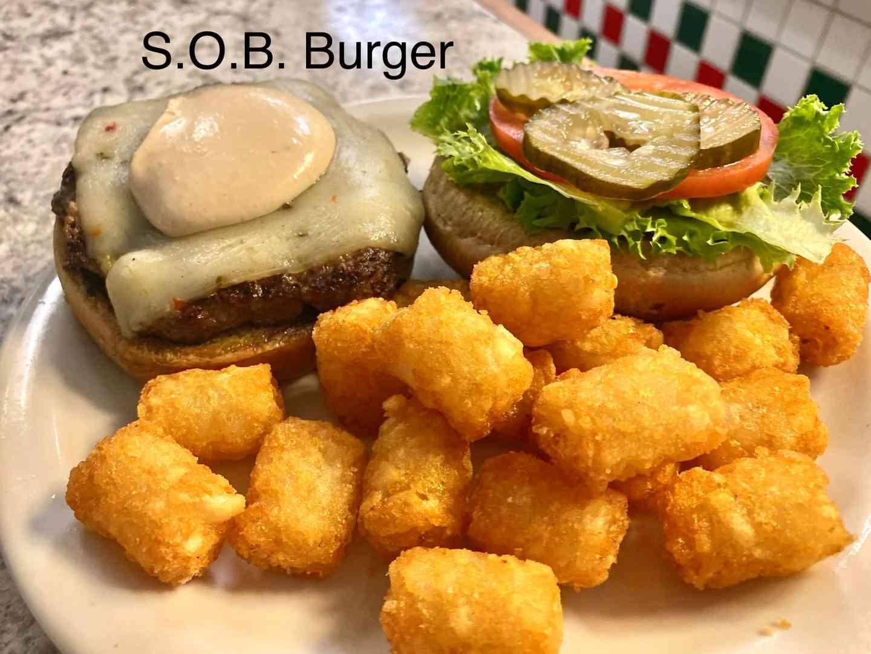 S.O.B. Burger