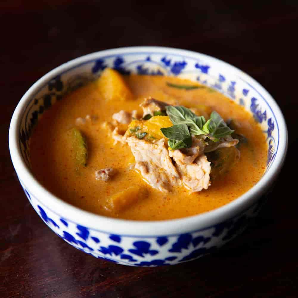 Red Pumpkin Curry