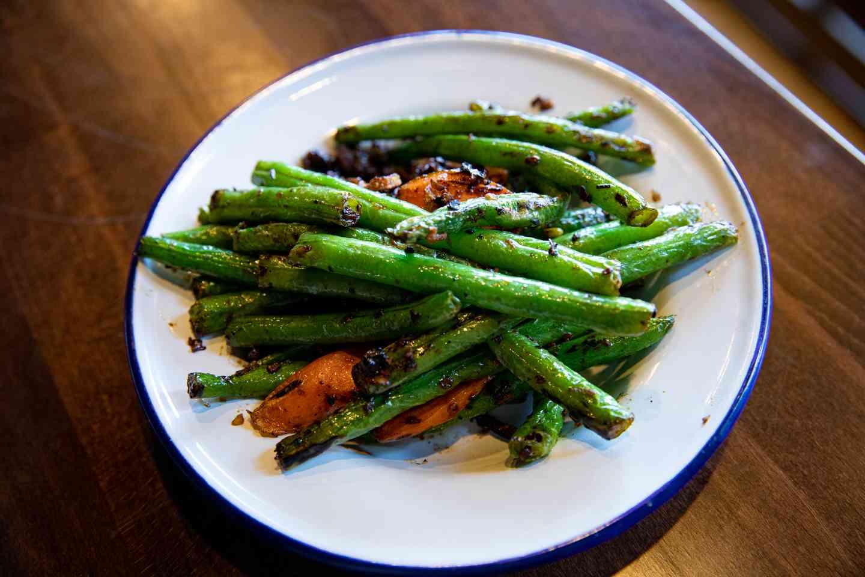 Wok Charred Green Beans
