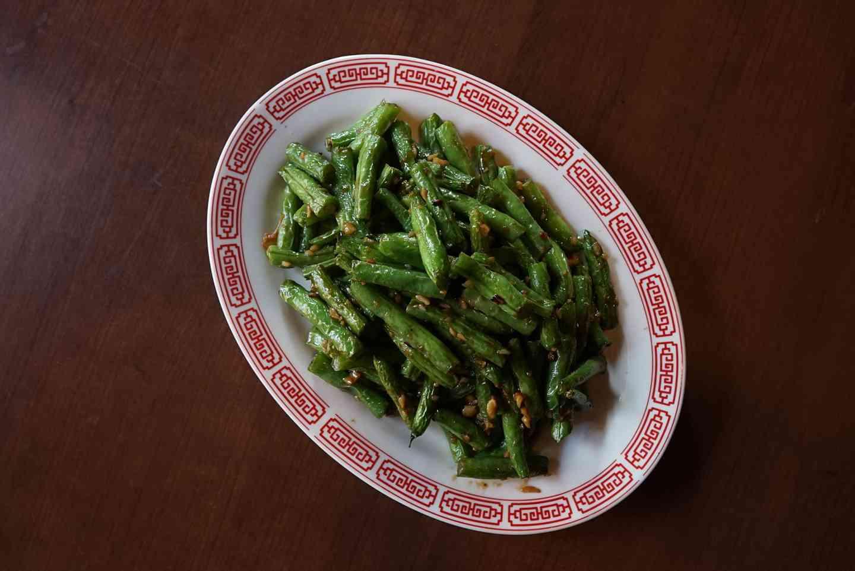 Garlic Green Bean