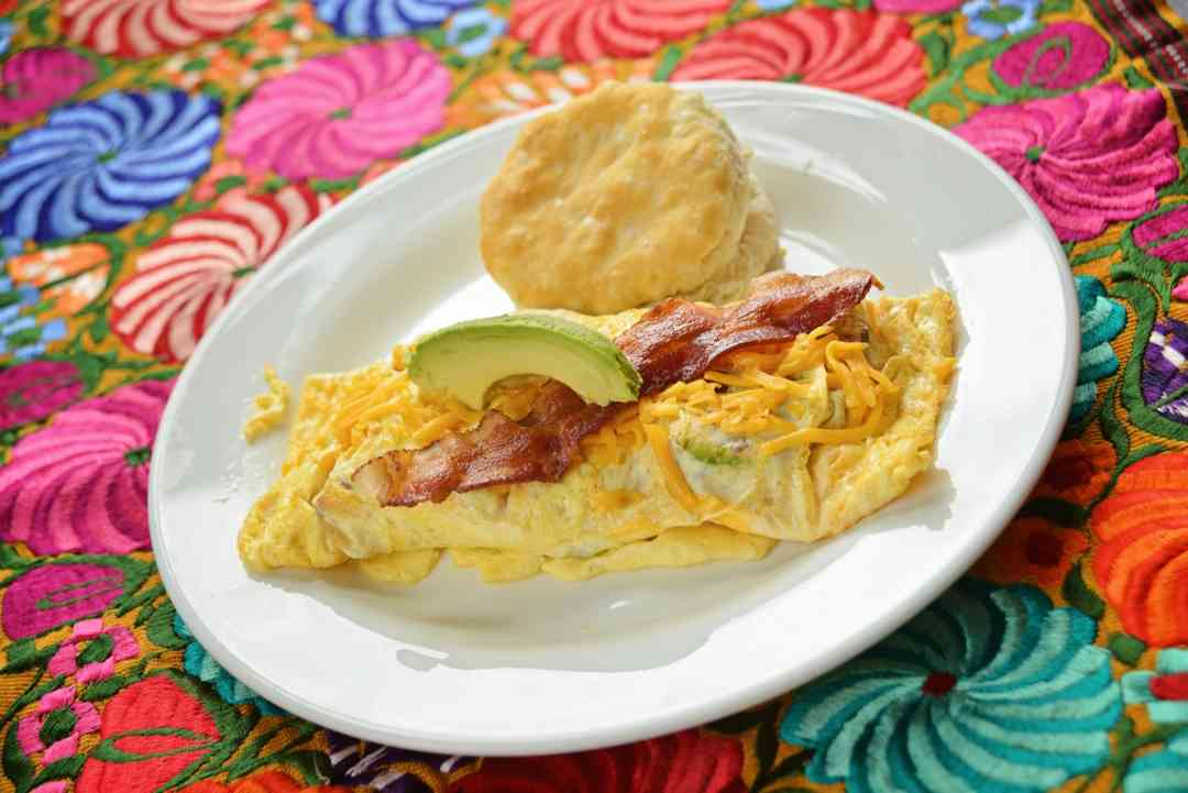 Mexicali Omelette