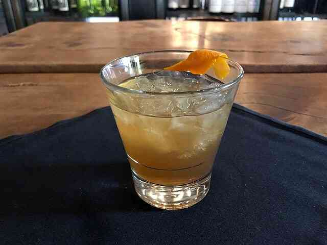 Union Old Fashioned