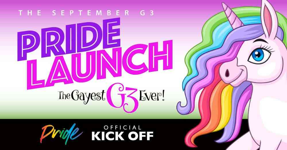 The September G3 Happy Hour | Official Tucson Pride Kick-Off