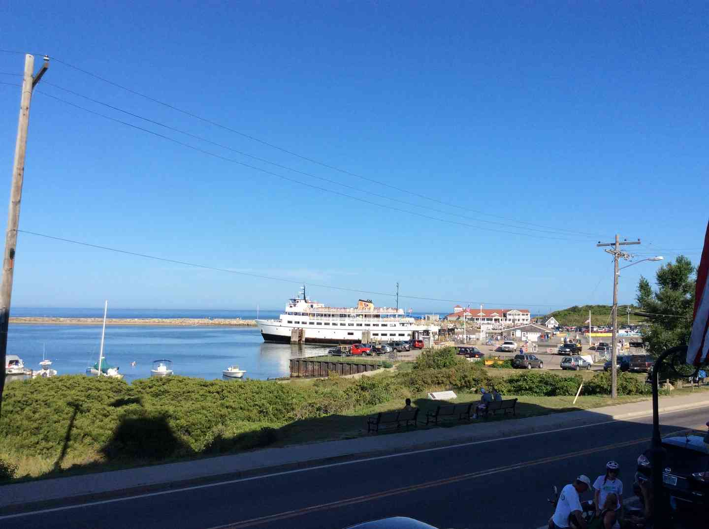 Point Judith Ferry Package