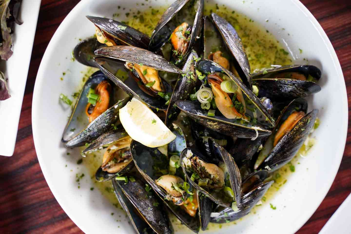 *Mussels