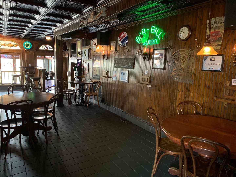 Social Distanced Tables (Indoor)