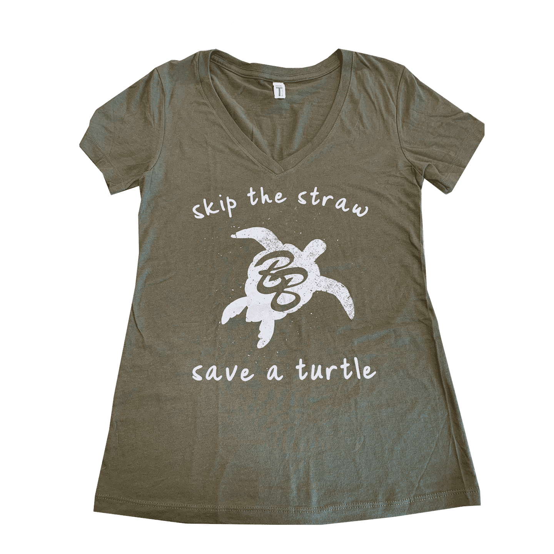 WOMEN'S TURTLE T-SHIRT