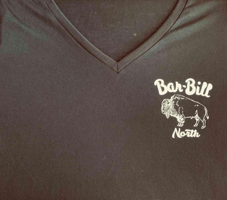 WOMEN'S BBN BLACK LONG SLEEVE T-SHIRT