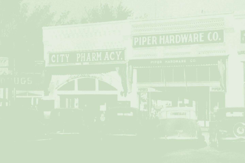 city pharmacy background