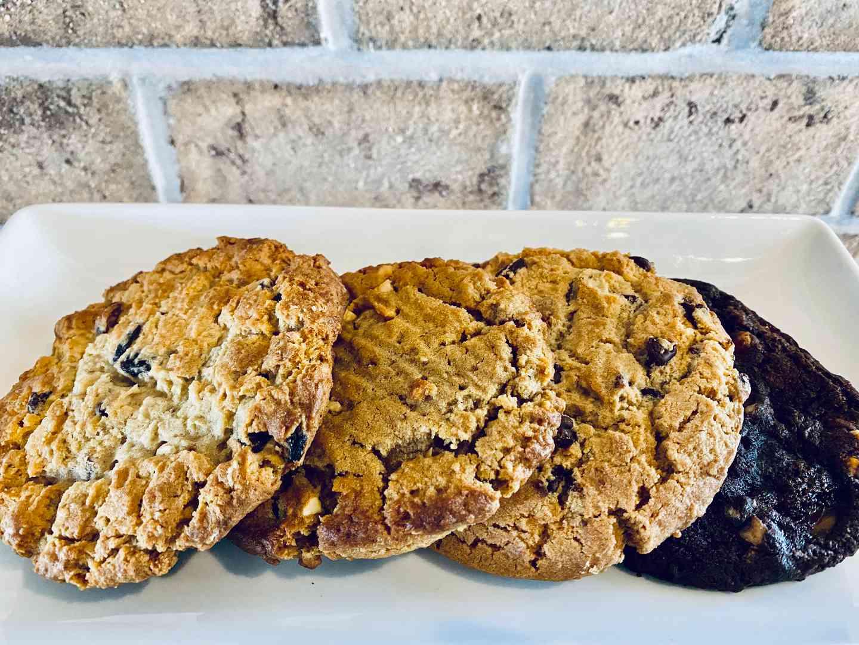 Giant Fresh Baked Cookies
