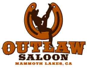 Outlaw saloon logo