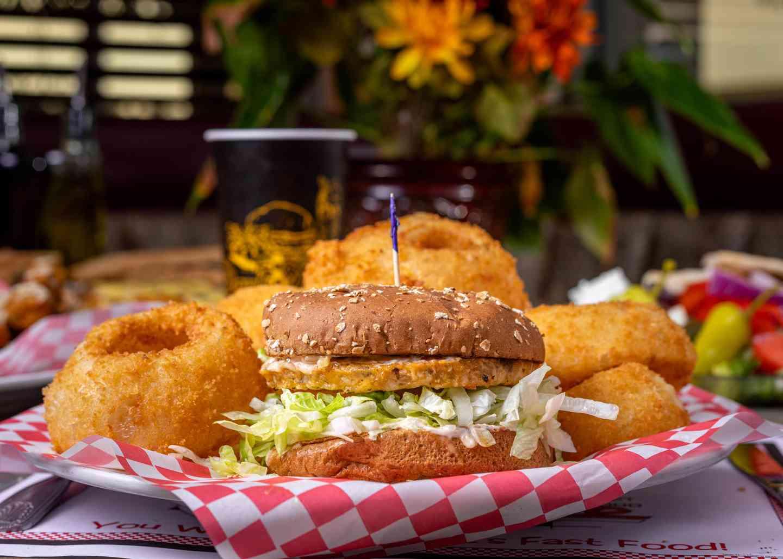 Garden Burger