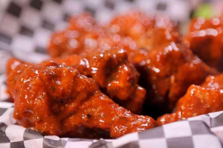 Chicken Wings- Sweet Thai Chili