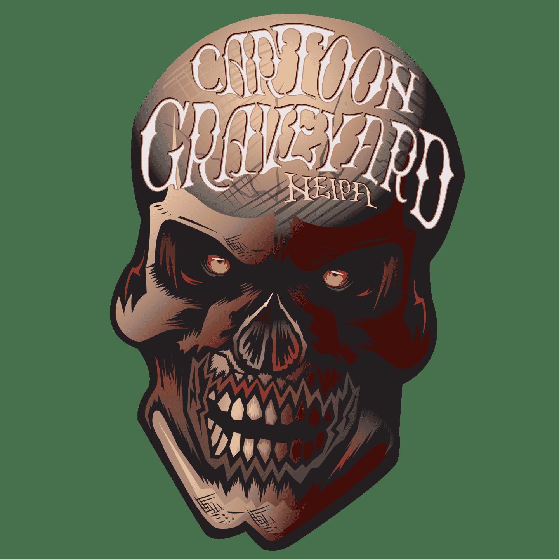 Cartoon Graveyard