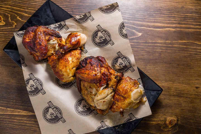 Whole Roasted Chicken A La Carte