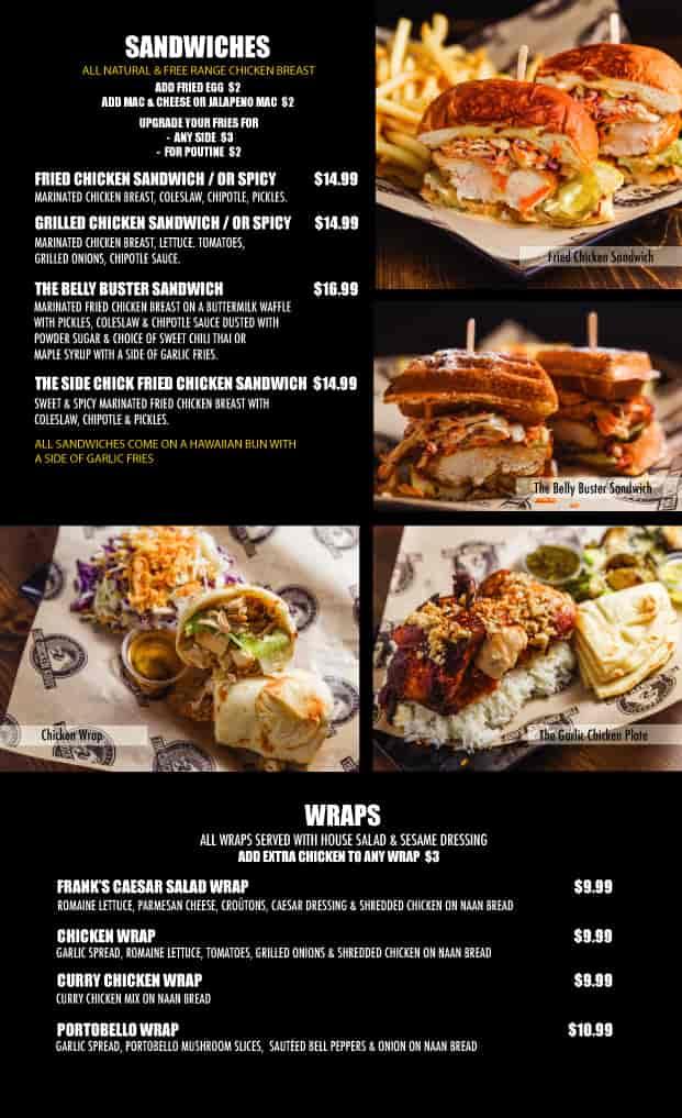 https://www.thechickenkoop.com/files/sandwiches-wraps-pdf.pdf