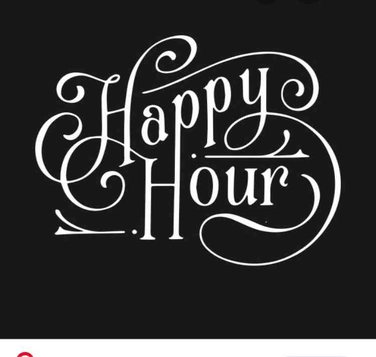 TUESDAY~THURSDAY FOR HAPPY HOUR