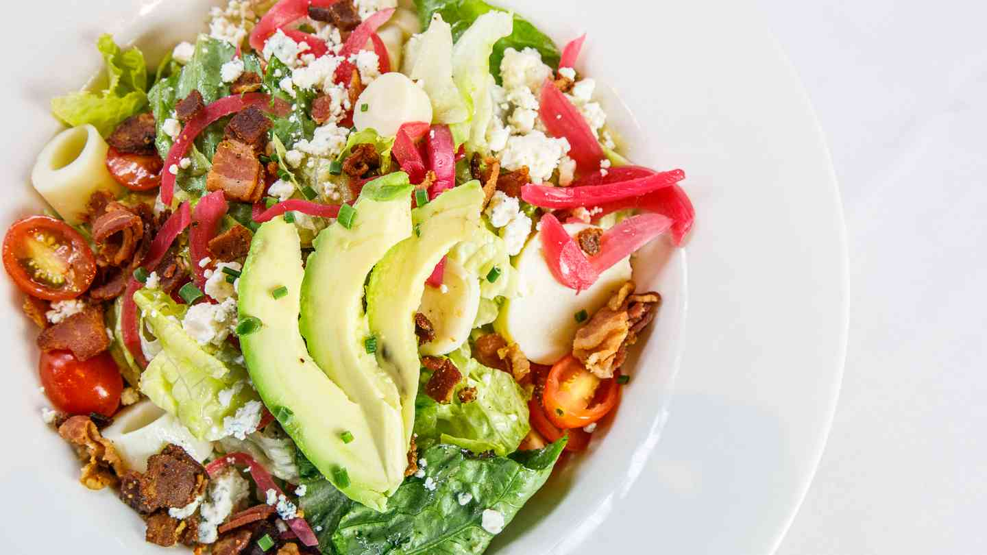 Toulouse Chopped Salad