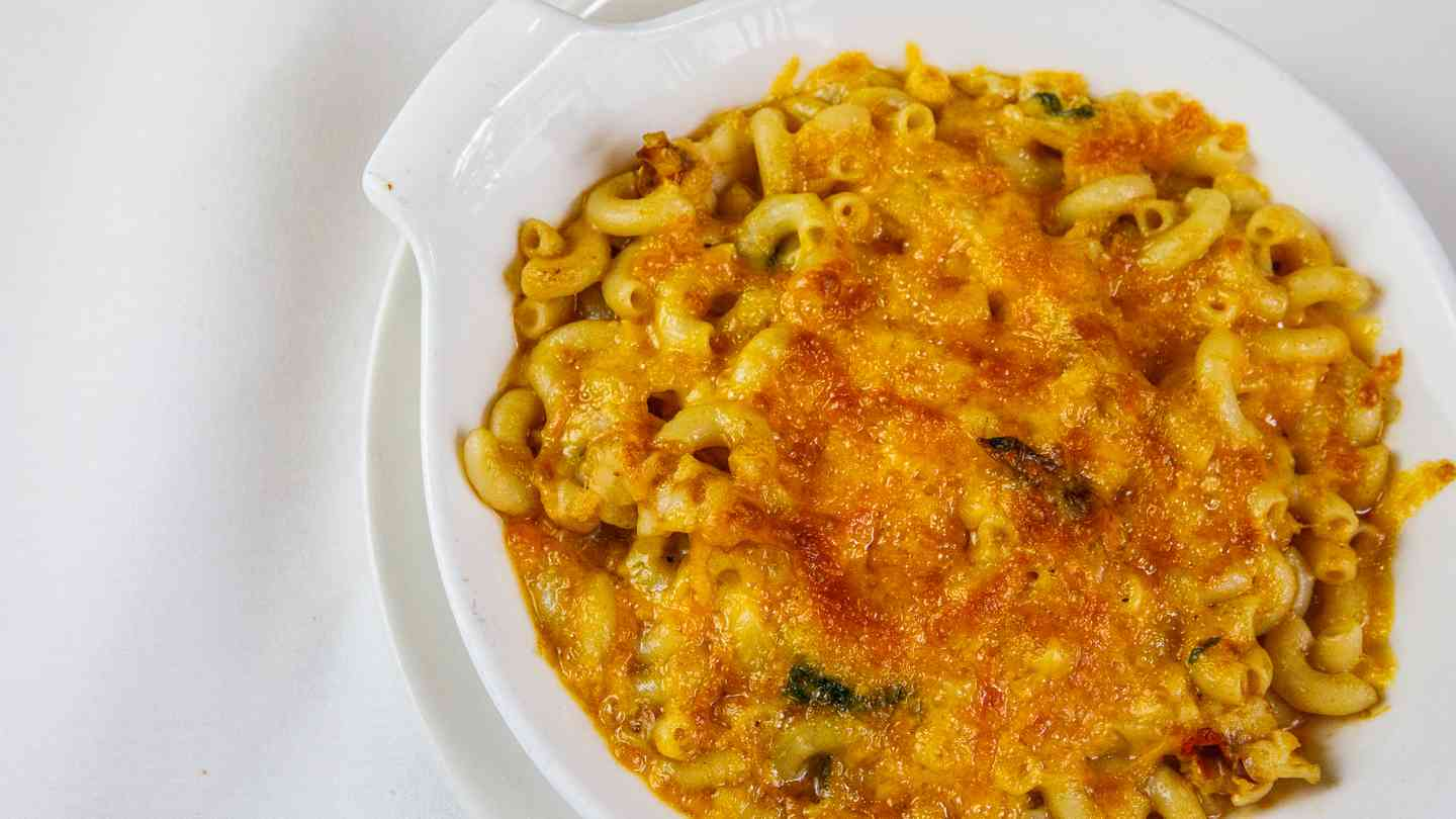 Lobster Macaroni & Cheese°