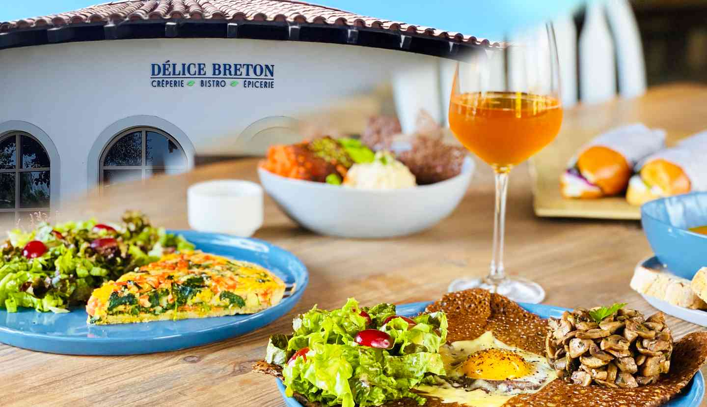 Delice Breton awesome French Food