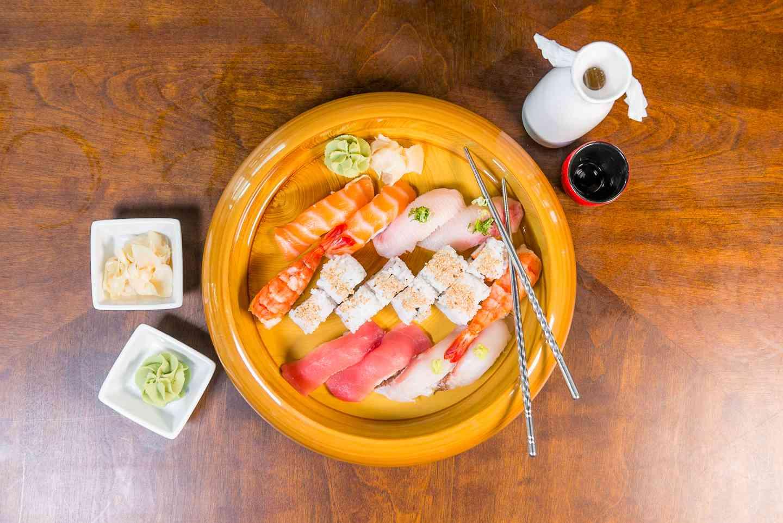 Sushi Dinner*