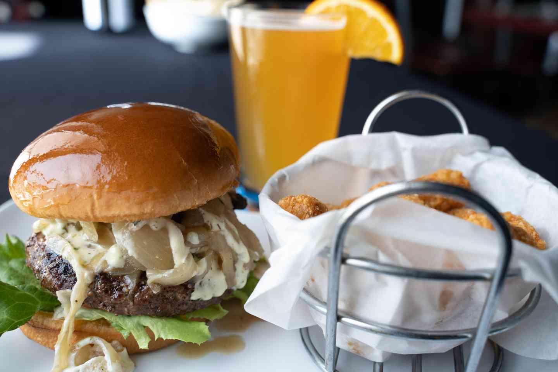 Kobe Burger*