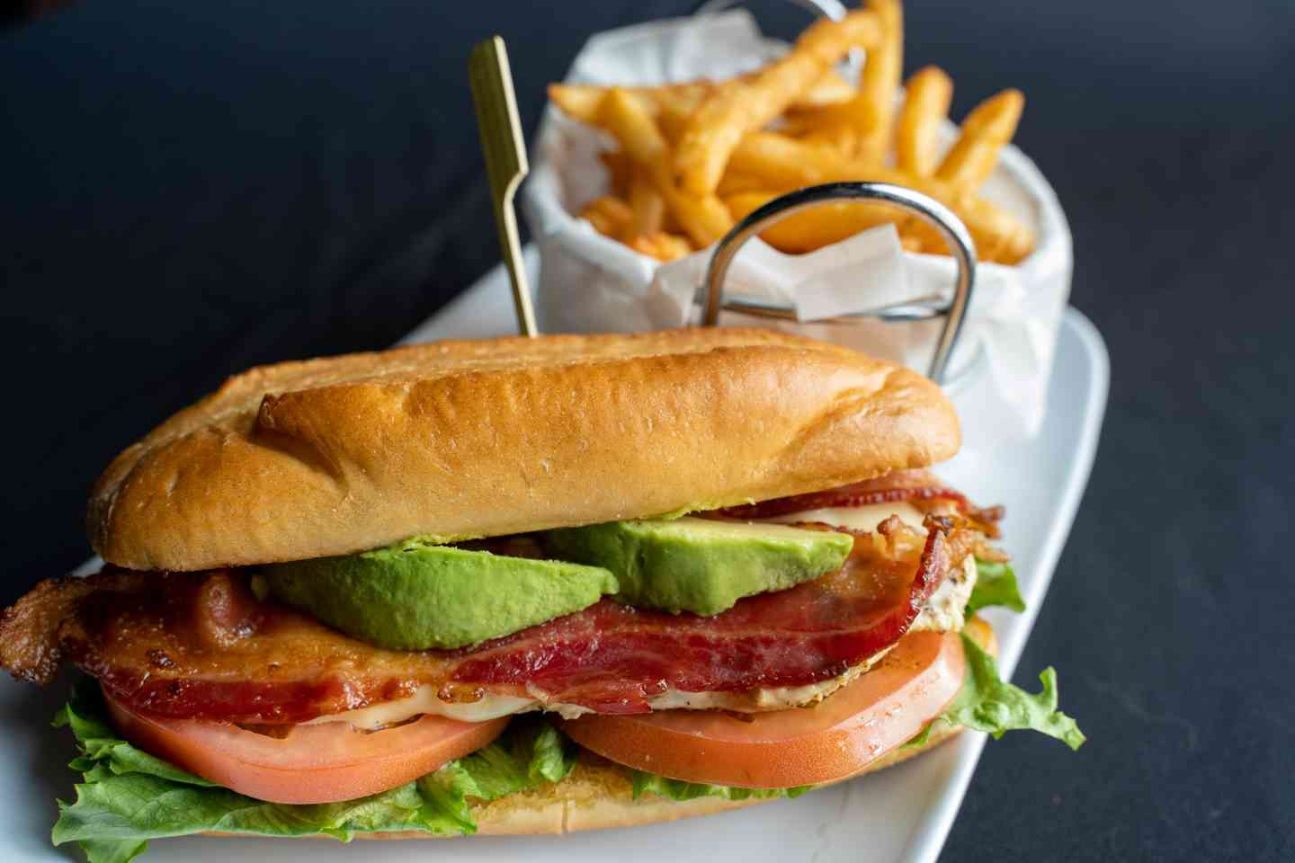 California Grilled Chicken Club