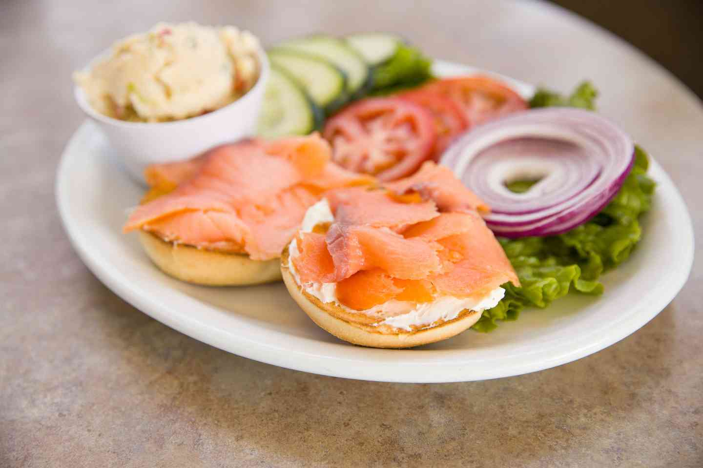 Lox & Cream Cheese