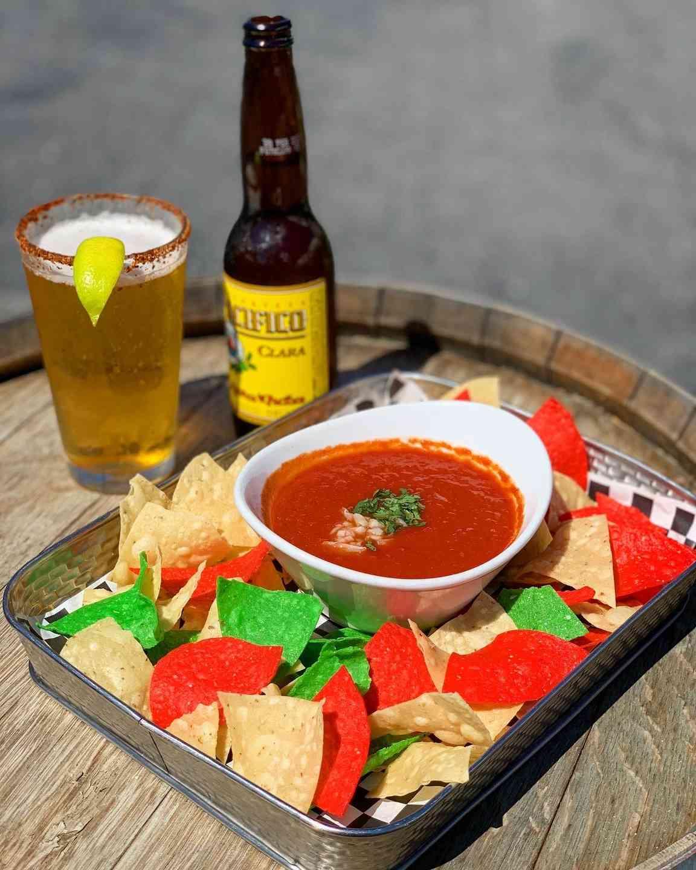 Chips & Guerrero Salsa