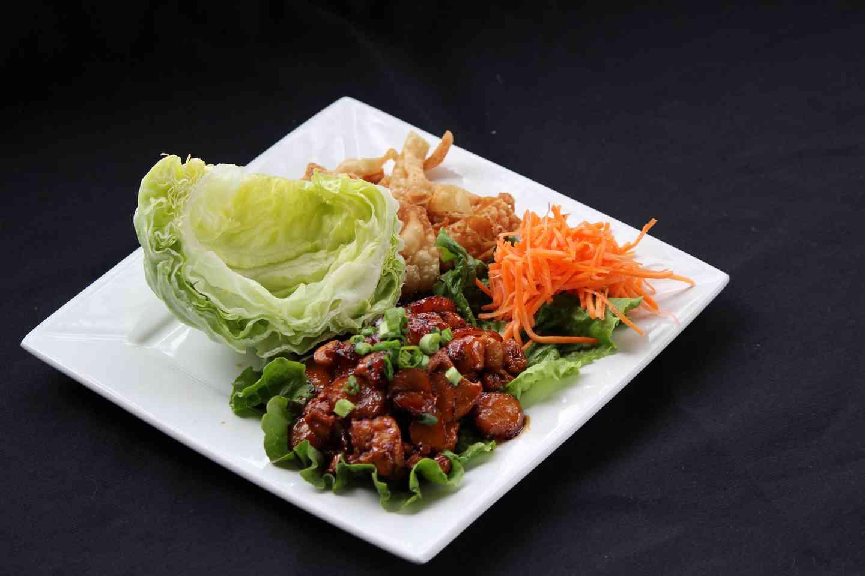 Pac-Rim Lettuce Wraps