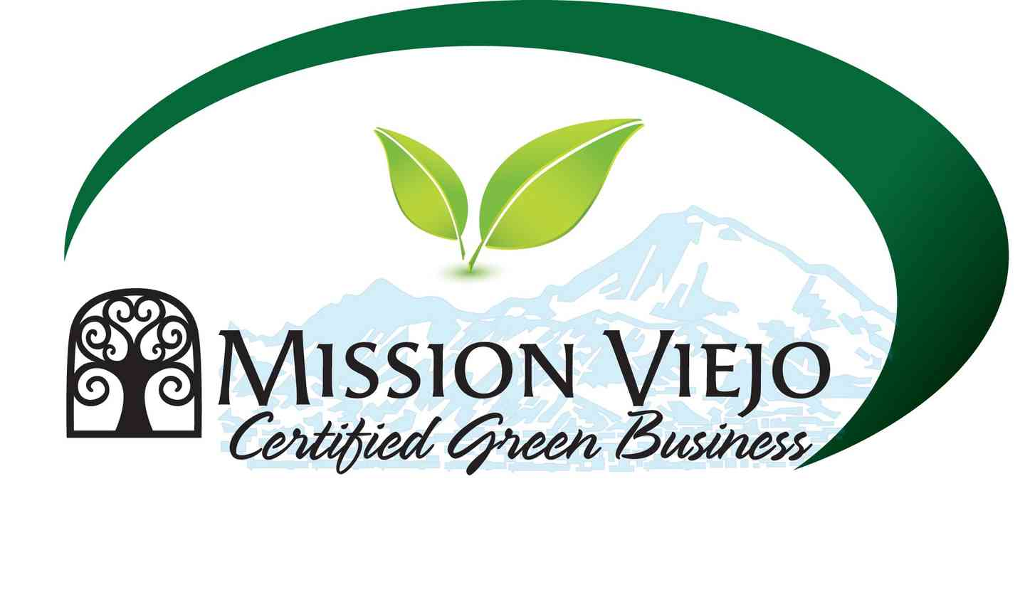 Mission Viejo Certified Green Business