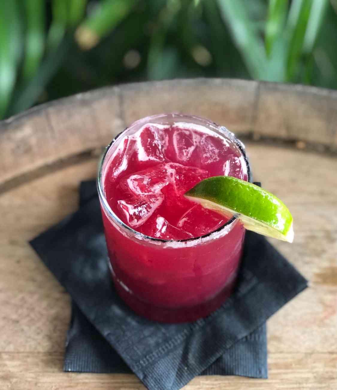 Blueberry Lavendar Cooler